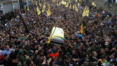 Hezbollah acusa Israel da morte de líder militar
