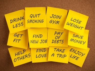 10 Funny New Year's Resolution