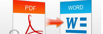Simak! 5 Cara Mengubah File Pdf Ke Word Lengkap