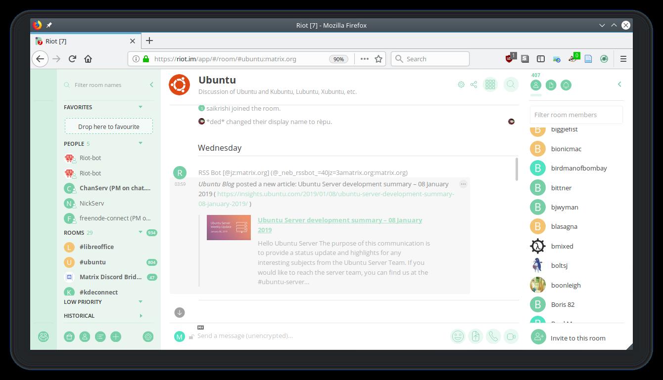Ubuntu Buzz !: January 2019 : Unofficial Ubuntu Blog