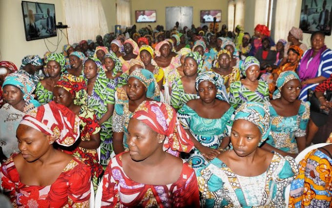Chibok girls still on our minds – Presidency