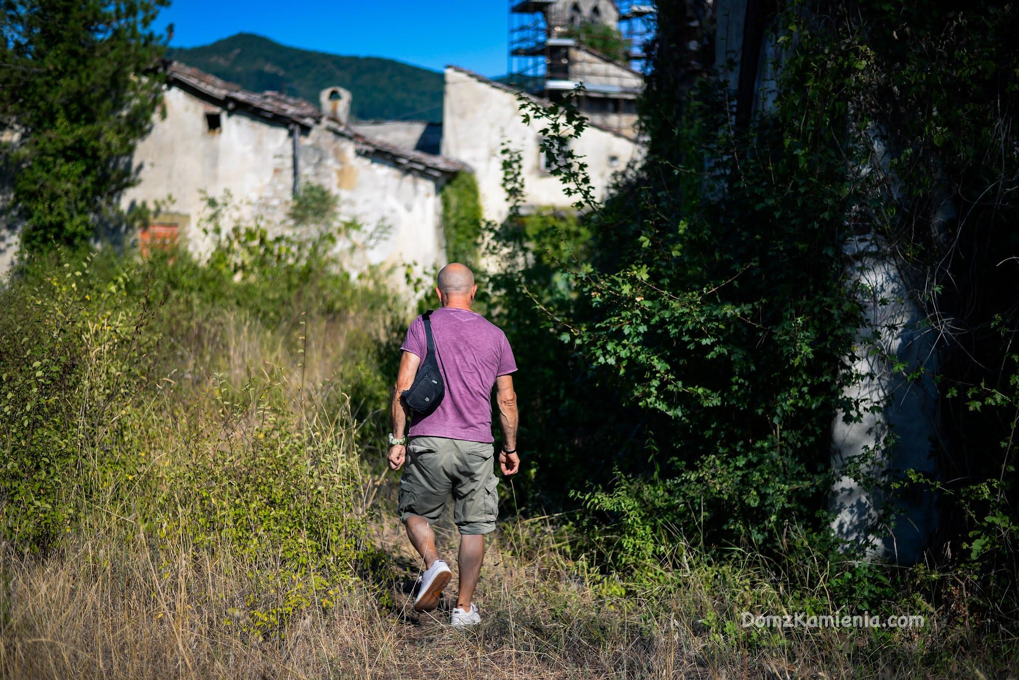 Dom z Kamienia, Ponte a Vicchio, Casa del prosciutto