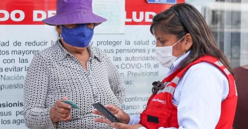 BN: Banco de la Nación pide a pensionistas retirar sus pagos en cajeros y agentes MultiRed