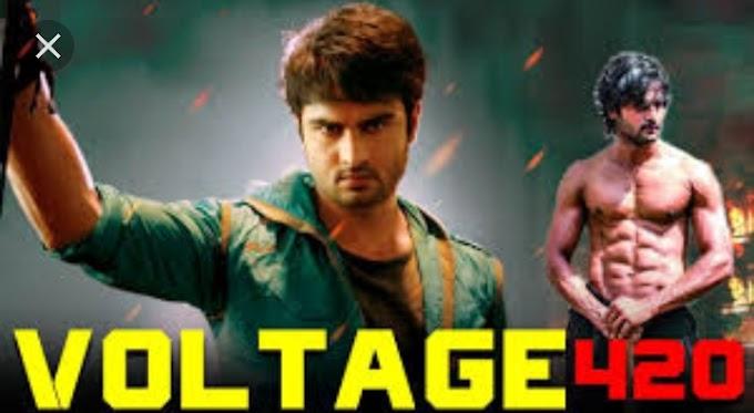 Voltage 420 (Krishnamma Kalipindi Iddarini) 2019 New Released Full Hindi Movie download |