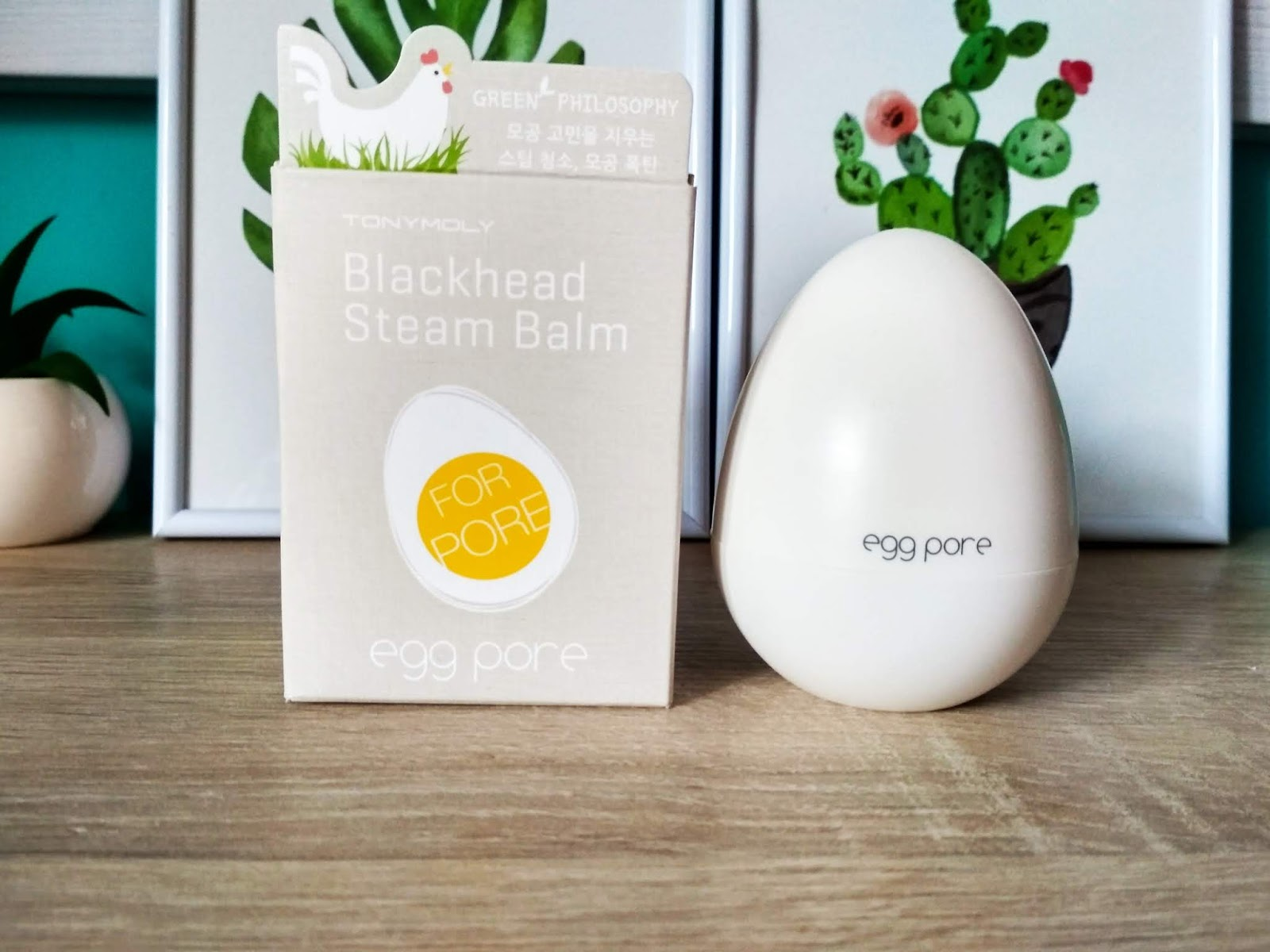 Recenzja - Tony Moly blackhead steam balm