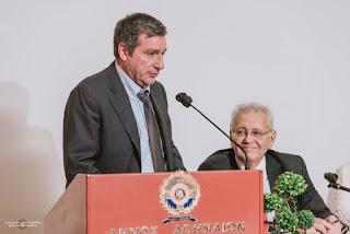 Δημήτηρης Κωνσταντάρας και Γιώργος Καμίνης