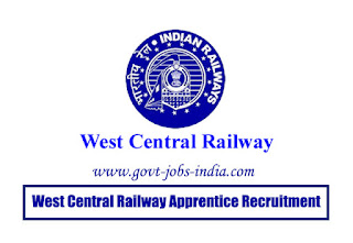 West Central Railway Apprentice Recruitment 2020