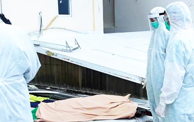 Loncat dari Lantai 6 Rumah Sakit, Pasien Covid-19 di Balikpapan Langsung Innalilahi