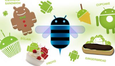 Jenis dan versi android terbaru