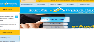 Canara Bank PO Recruitment 2018 - Apply for 800 vacancy