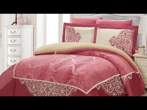 أسعار مفارش السرير التركي للعرائس مصر 2021