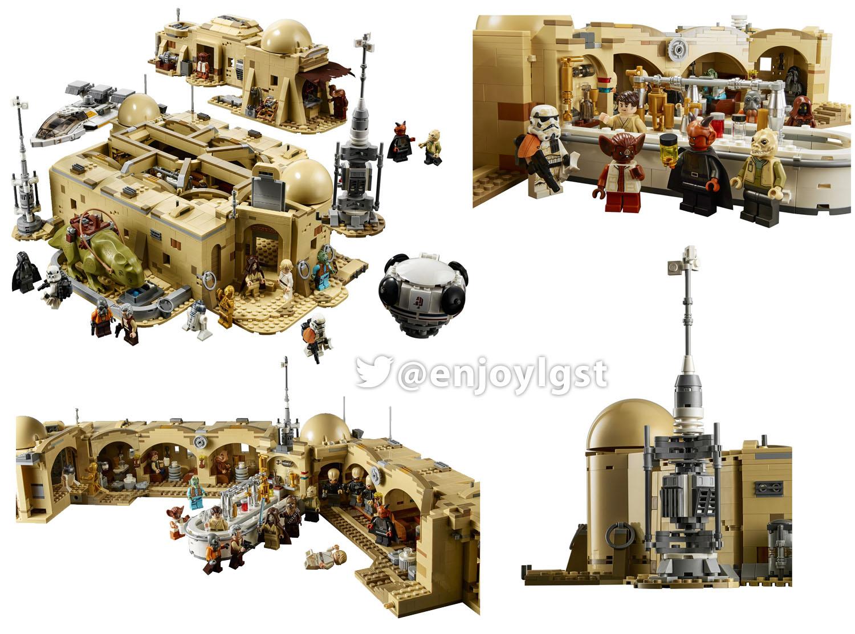75290 モス・アイズリー:レゴ #LEGO スター・ウォーズ 大人レゴ