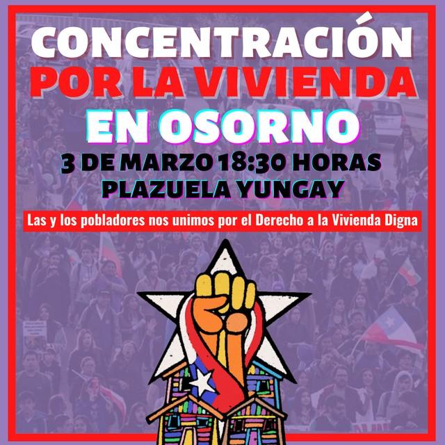 Osorno - Movilización