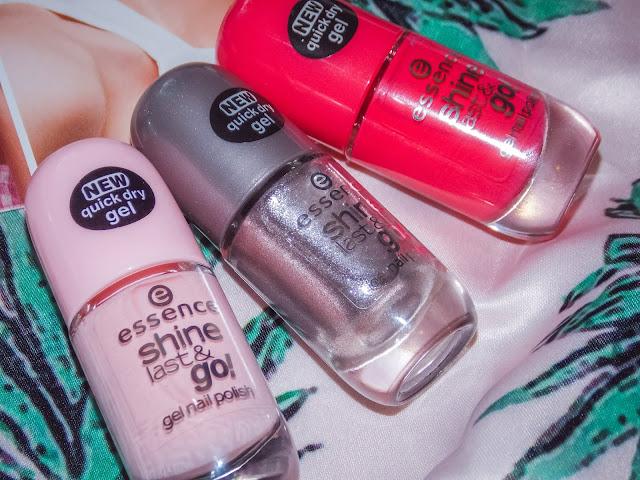 essence spring summer 2019 collection essence proljece ljeto 2019 livinglikev fashion blogger shine last and go gel nail polish