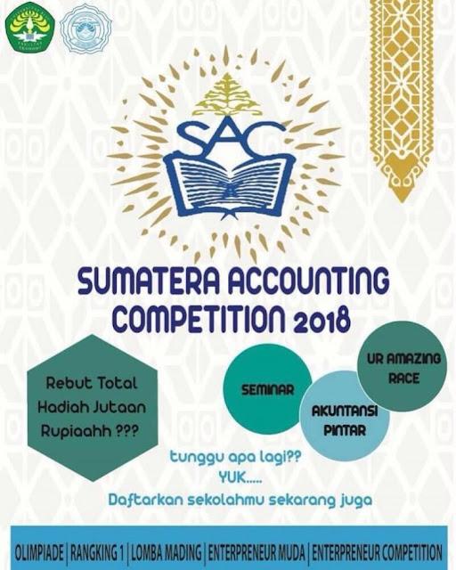 Pengalaman Mengikuti Sumatera Accounting Competition 2018 di Fekon UNRI