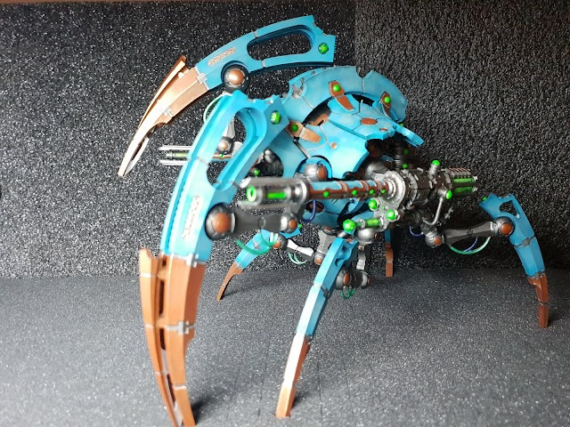 What's On Your Table: Seraptek heavy construct
