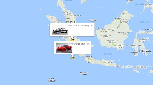 Web PHP Membuat Aplikasi GPS