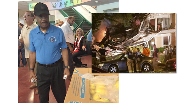 Paperless Airplane How To Help Victims Of The Fireexplosion At