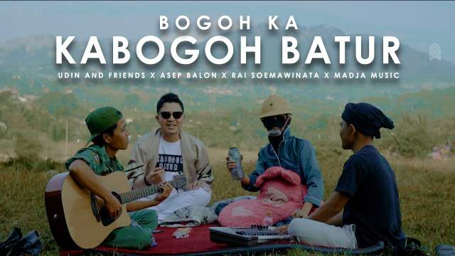 Asep Balon - Kabogoh Batur
