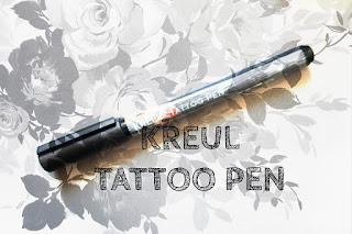 Pisak do tatuażu Kreul