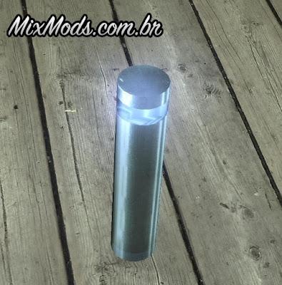 novos postes de iluminação gta sa