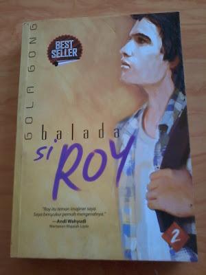 review buku balada si roy 2 review buku gola gong