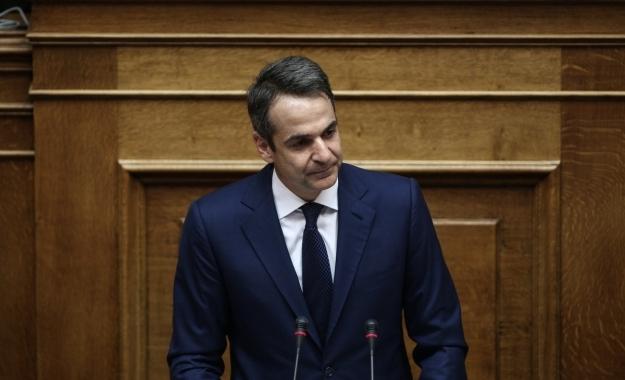 Κ. Μητσοτάκης: Τιμούμε την Ημέρα Μνήμης της Γενοκτονίας των Ελλήνων του Πόντου