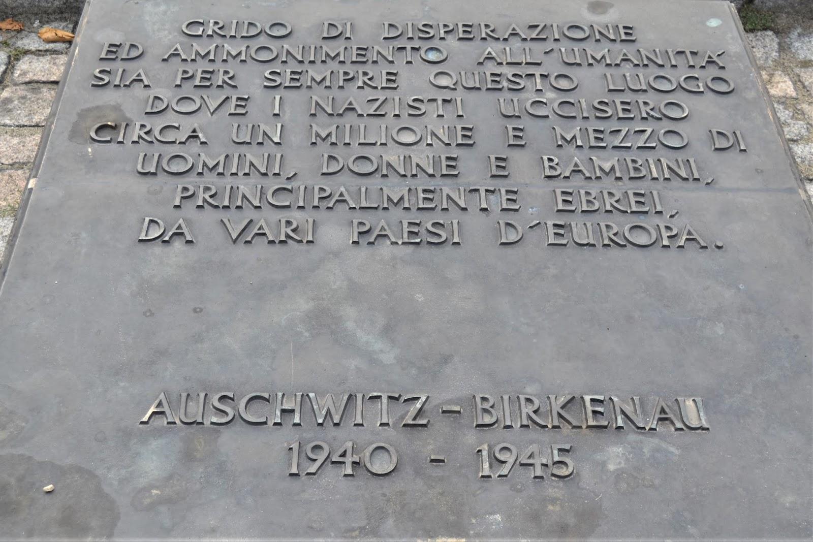 Auschwitz lagăr de concentrare Polonia