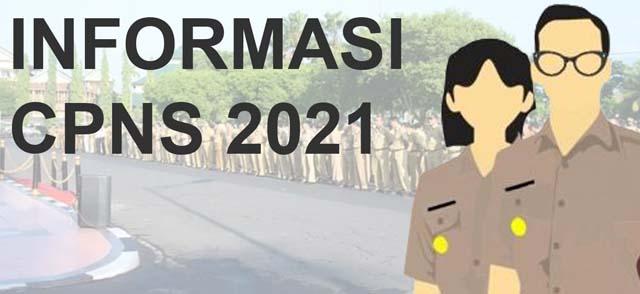 Kota Jambi Batal Terima CPNS dan P3K 2021