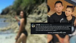 Bantah Sang Kakak Pacaran, Adik Lei MNL48 Ungkap Pria di Foto Hanya Kerabat Keluarga