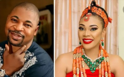Ehi Ogbebor Shares Chat With Oluwo Of Iwo To Disprove Viral Video Where She Stylishly 'Collected His Number'