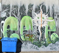 Albury Street Art | Ogsketta