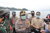 Proses Repatriasi 157 ABK WNI di Pelabuhan Bitung Berjalan Lancar, Kepolisian Lakukan Pengamanan