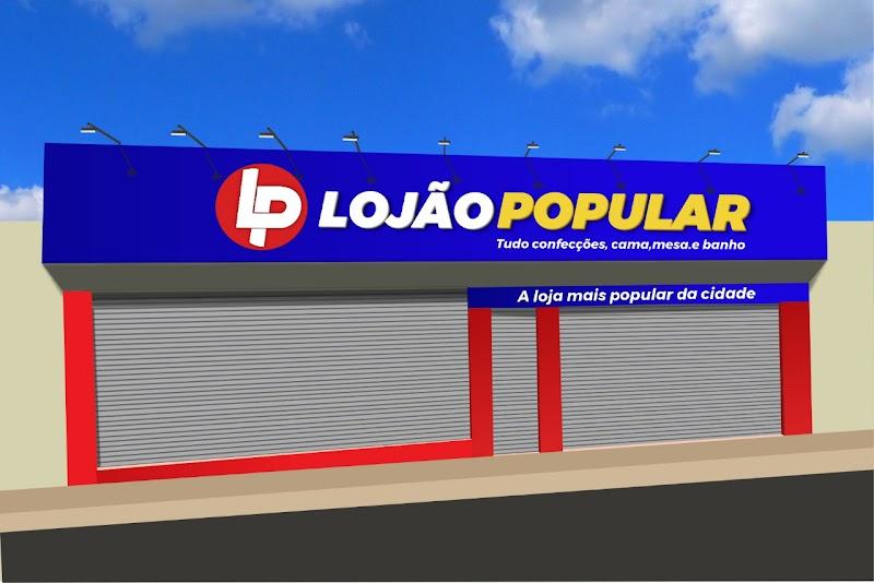 Nesta segunda-feira (27) vai acontecer a grande reinauguração do Super Lojão Popular em Pedreiras.