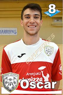 Fútbol-sala Aranjuez Racing