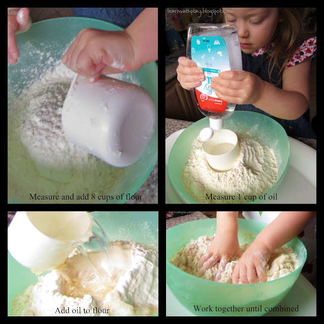 cloud dough, cloud dough recipe