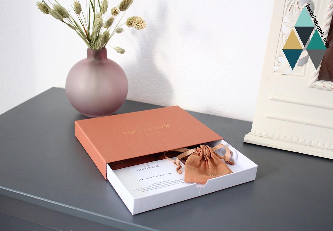 revue blog beauté bijoux emma et chloé code promo