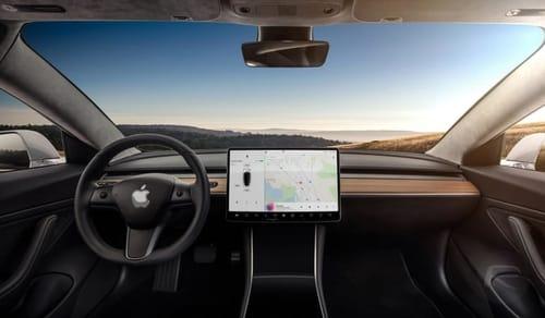 Apple electric cars won't arrive until 2025