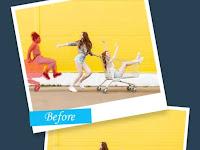 Cara Mudah Menghilangkan Foto Orang Atau Objek Gambar Yang Tidak Diinginkan Pada Foto Kita
