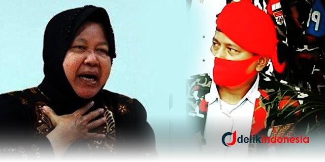 Blusukan Ala Risma Jadi Buah Bibir Masyarakat DKI. Ketua Harian Mabes Laskar Merah Putih Menyebut Mensos Risma Lebai dan Berlebihan.