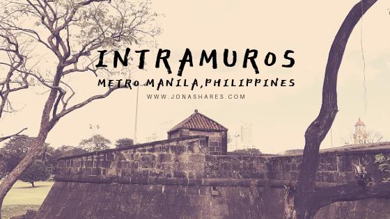 |Travel| Intramuros, Metro, Manila, Philippines
