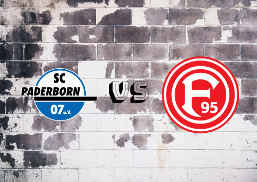 Paderborn vs Fortuna Düsseldorf  Resumen