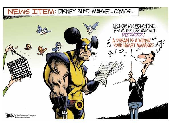 DC tegneserie sex