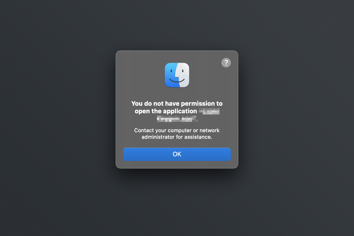 Cosa fare se macOS Big Sur non apre le app