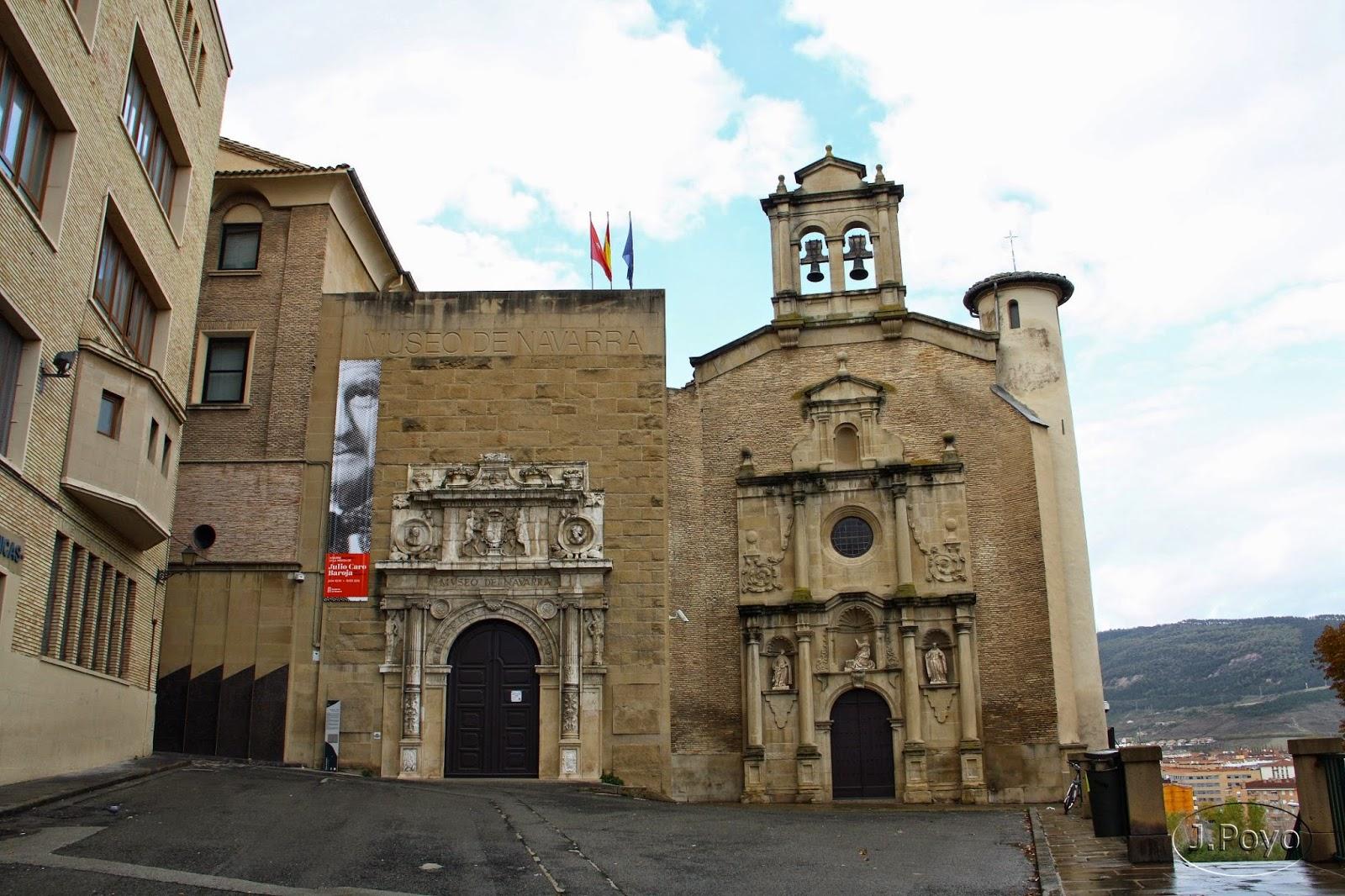 Museo de Navarra en Pamplona