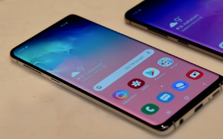 Cara Mengganti Font Samsung Galaxy S10