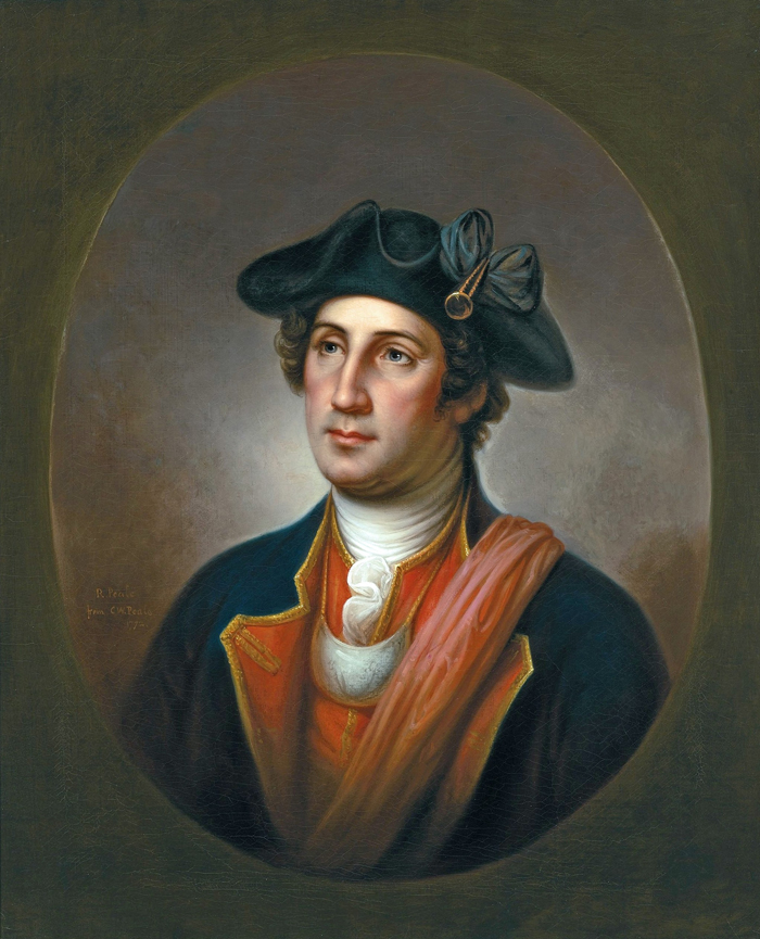 NicksterNet: George Washington's Gay Mess: Was The 'Father ...