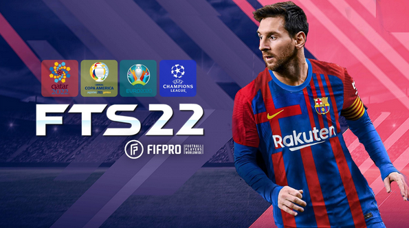 First Touch Soccer 2022 (FTS 22) Mod Apk Obb Data Download