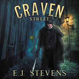 Craven Street Whitechapel Paranormal Society Audiobook