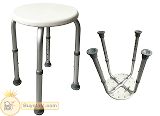 Review: Adjustable Bath Bench by Sodynee